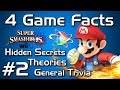 "4 Game Facts in Super Smash Bros. Wii U (Easter Eggs, Secrets) ""Sakurai in Coin Mode"""