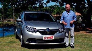 VRUM Renault Logan 1.0 2014 [Teste]
