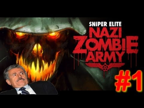 KSIOlajidebt Plays | Sniper Elite: Nazi Zombie Army #1
