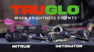 Detonator and Nitrus archery releases