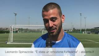 Leonardo Spinazzola: