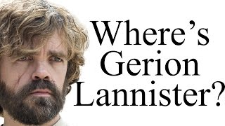 Gerion Lannister: what happened to Tyrion's favourite uncle?