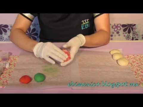 Como hacer plastilina casera - manualidades