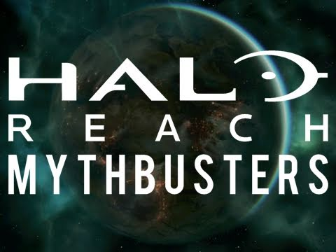Разрушители легенд в Halo: Reach