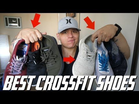 The BEST Shoes For CrossFit??