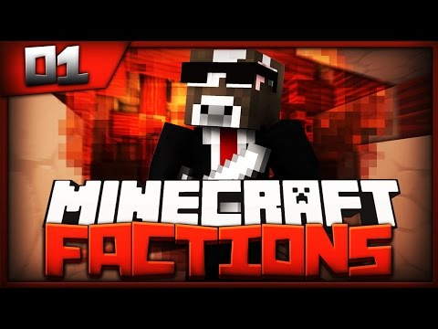 THE RETURN OF MINECRAFT!! - Minecraft Factions Ep. 1 ( TheArchon )