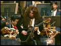 Yngwie Malmsteen Playing Classic Guitar With Symphony