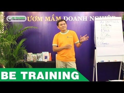 Doanh Nhân Cao Bá Tuấn Chia sẻ trong lớp Brand and Marketing [BeTraining - Nguyễn Thái Duy]