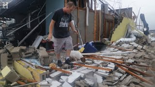 Aftermath of Hurricane Michael leaves Panama City residents stunned