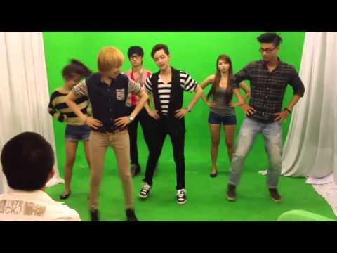 [ GIL LÊ ] - Gangnam style - Casting Tiệm bánh Hoàng Tử Bé