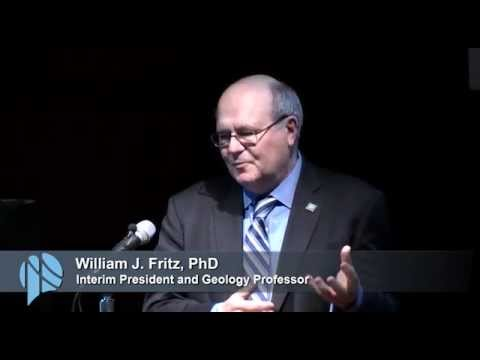 William Fritz - Dean's Symposium