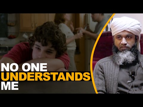 No one understands me- Shaykh Hasan Ali