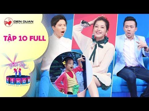 Biệt tài tí hon   tập 10 full: Chi Pu, Trịnh Thăng Bình kinh ngạc vì ca nương nhỏ tuổi nhất Việt Nam