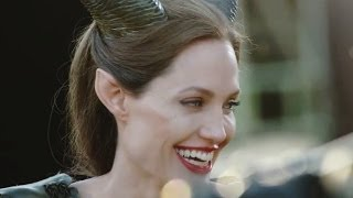 'Maleficent': Angelina Jolie Behind The Battle Scenes