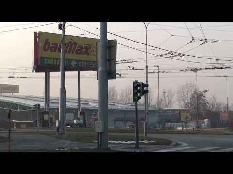 Masáže Ostrava cesta od Futurum autem do masérny Mariánky v Ostravě.