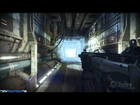 Ещё одно видео показывающее возможности CryEngine 3