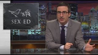 John Oliver: Abstinence Protects Everyone