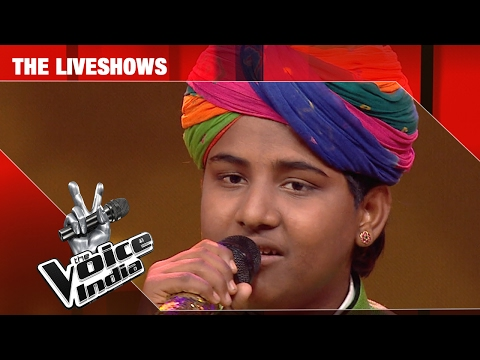 Jasu, Paras and Parakhjeet - Performance - The Liveshows Episode 22 - February 19, 2017 - The Voice India Season2