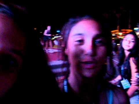 Fiesta en Hard Rock de Juan Toselli Grupo Julio 2011 / 1