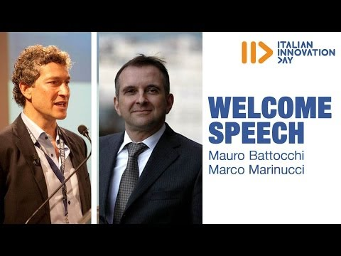 Introduction - Italian Innovation Day 2014
