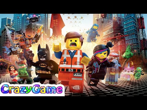 The #LEGO Movie Full Episodes - Best Game for Children & Kids