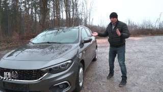 Fiat Tipo Денис Рем Дестакар