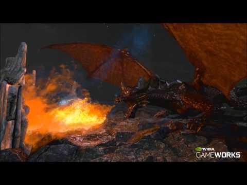 NVIDIA FlameWorks