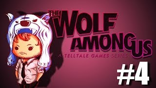 Going To A Strip Club!! - The Wolf Among Us - Episode 2 part 4