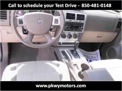 2007 Dodge Nitro Used Cars Panama City FL