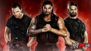 WWE 2K14 THE FULL ROSTER!