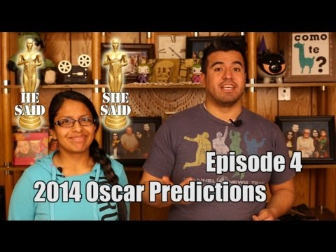 Episode 4: 2014 Oscar Predictions