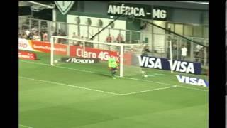 Assista aos principais lances da primeira partida em Atlético e Cruzeiro pela final da Copa do Brasil.