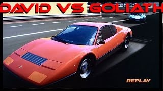 GT6 - David Vs Goliath