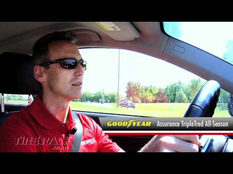 Tire Rack - Testing the Goodyear Assurance TripleTred All-Season Tire