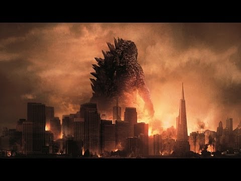 Godzilla IMAX 3D (2014) Movie Review by JWU