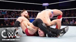 Former WWE Star And Others Advance In The WWE Cruiserweight Classic, Tony Nese And Drew Gulak React