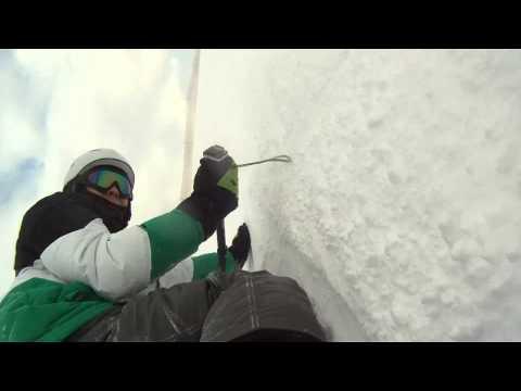 Vodyaniki Snowboarding // Сноубординг в Водяниках 06.02.14