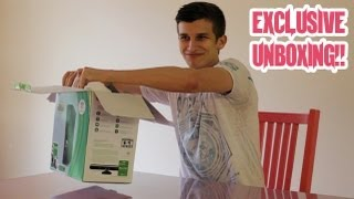 SUPER EXCLUSIVE UNBOXING!! Custom Machinima Xbox + App!!