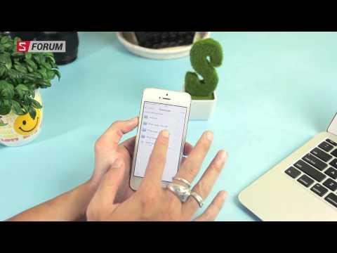 Hướng dẫn làm hình Phật Quan Âm chiếu sáng cho iPhone