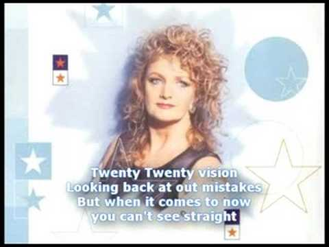 Bonnie Tyler - Make It Right Tonight