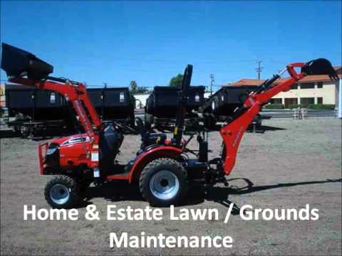 Mahindra Tractors Max 25 4wd Hst Built Tough To Last With