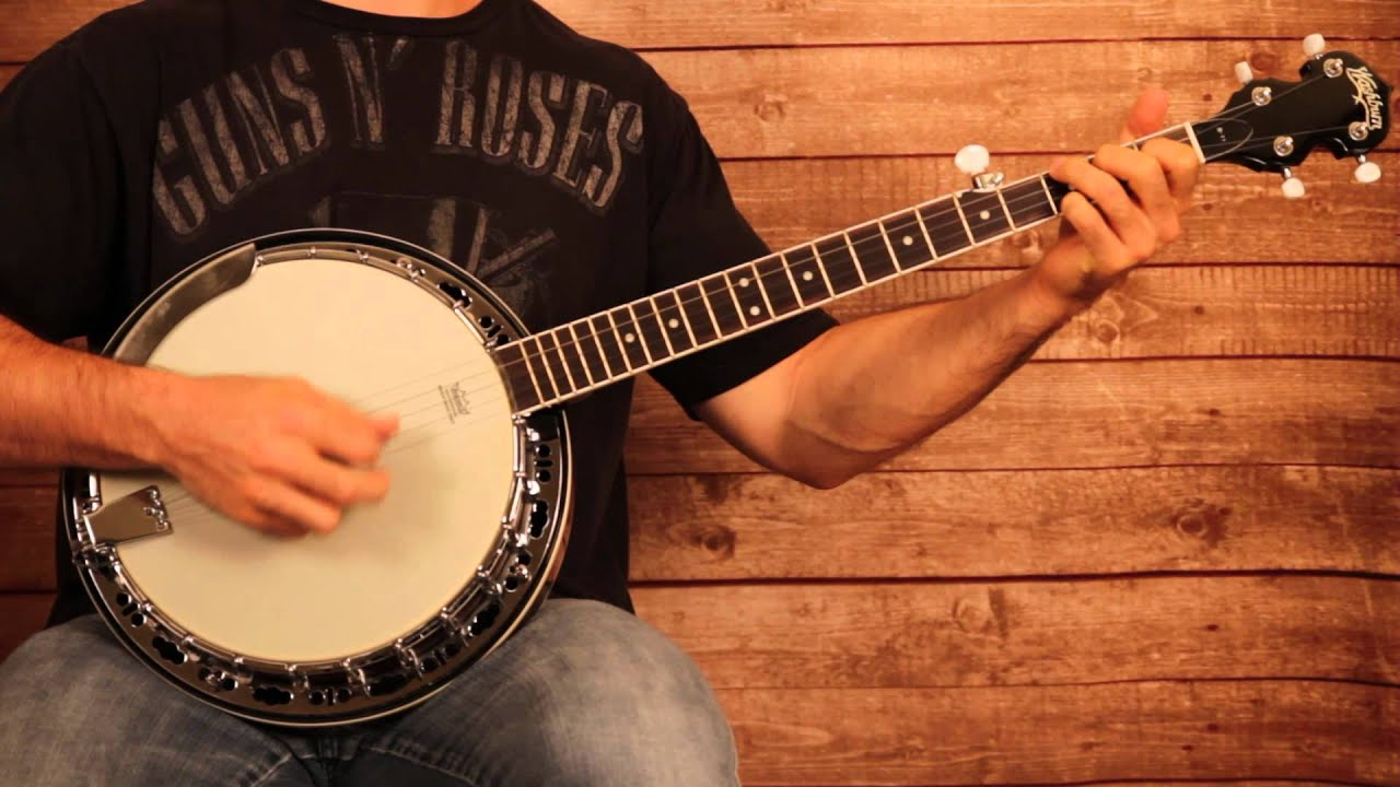 Trampled By Turtles u0026quot;Aloneu0026quot; Banjo Lesson (With Tab) - YouTube
