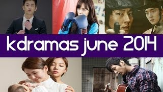 Top 5 New 2014 Korean Dramas [ June ] Top 5 Fridays