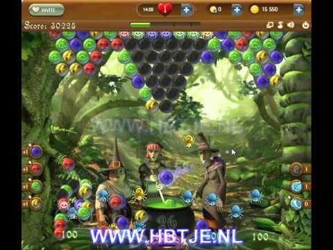 Bubble Witch Saga level 33