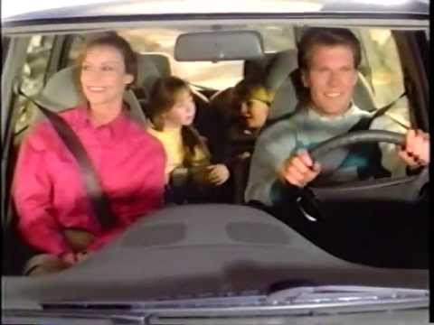 Toyota Previa Video 1990