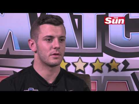 Jack Wilshere interview with The Sun