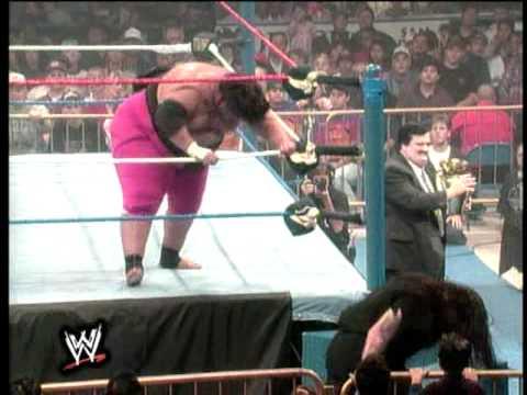 The Undertaker vs Yokozuna Casket Match HQ