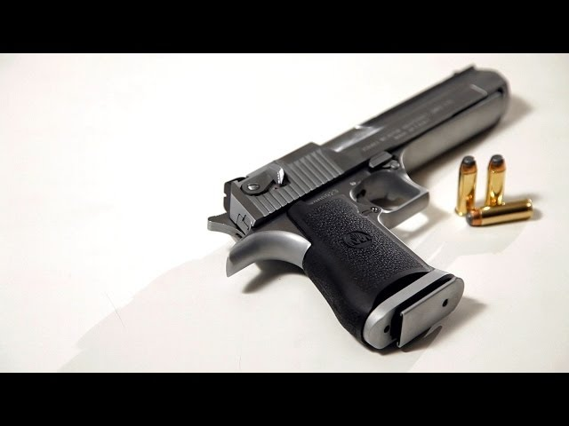 Desert Eagle .44 Review | Gun Guide