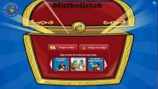 "Club Penguin Codigo Libro: ""Puffle Whisperer"""