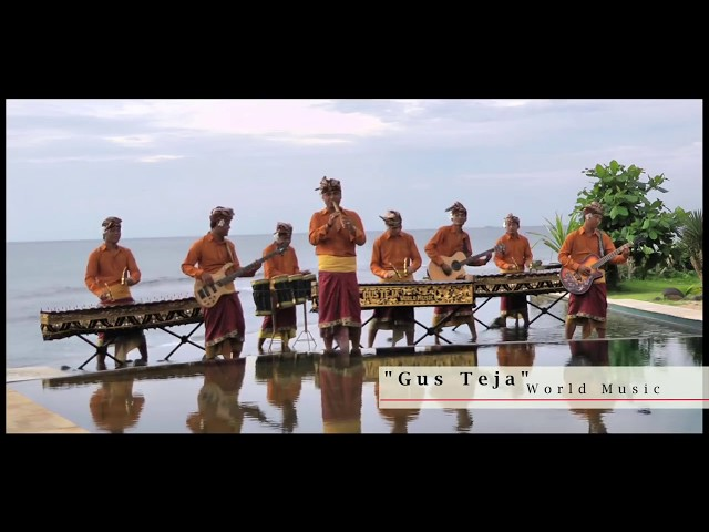 Video: Bali World Music, Gus Teja, Morning Happiness 640x480 px - VideoPotato.com